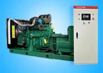 沃尔沃自动化柴油发电机组