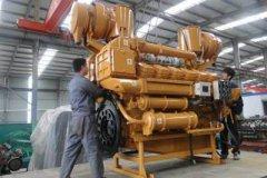 正品济柴柴油发电机配件